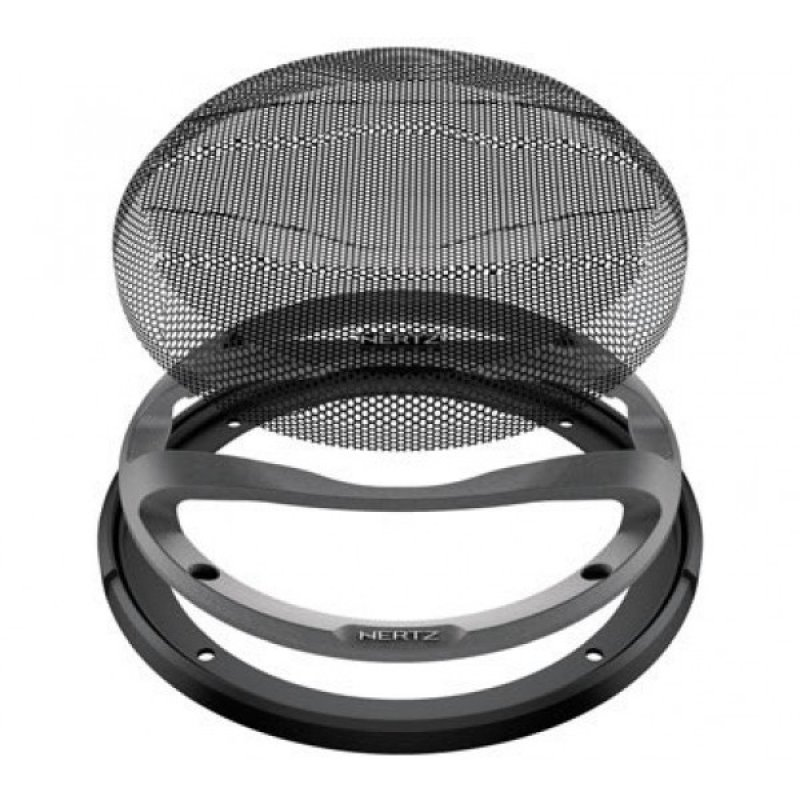 Hertz MPG 165.3 - speakergrill 165mm, set van 2