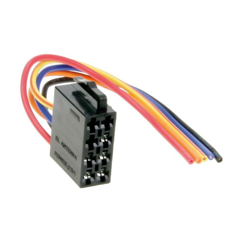 Universele Adapter Stroom ISO