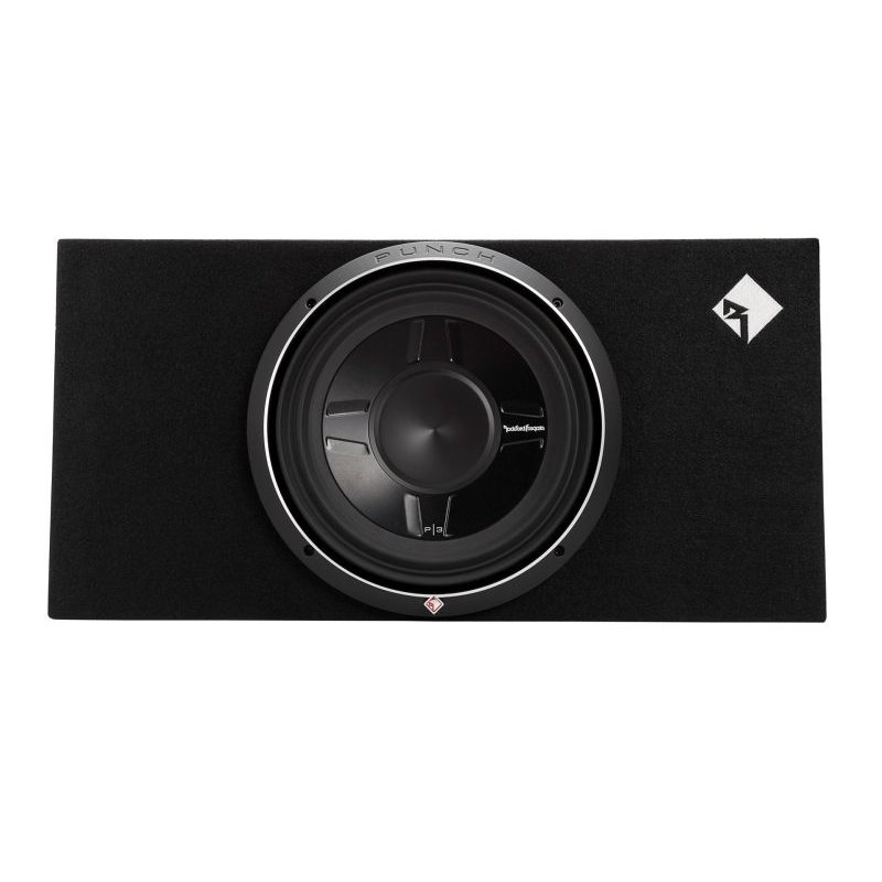 rockford fosgate p3s 1x12 30cm subwoofer kist. Black Bedroom Furniture Sets. Home Design Ideas