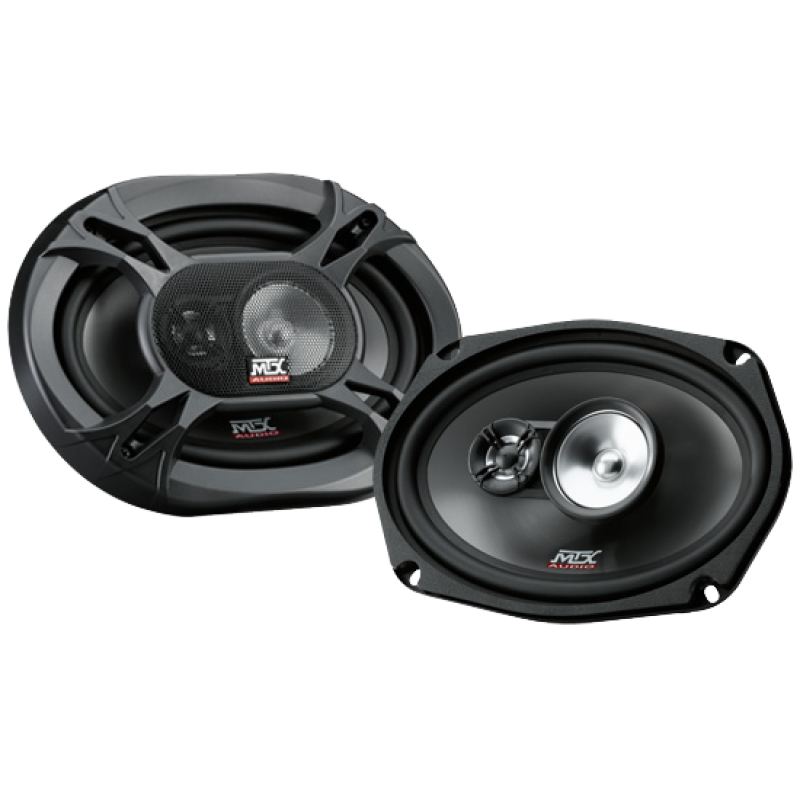 "MTX RTC693 6""x9"" 3-weg 75 Watt RMS speakers"