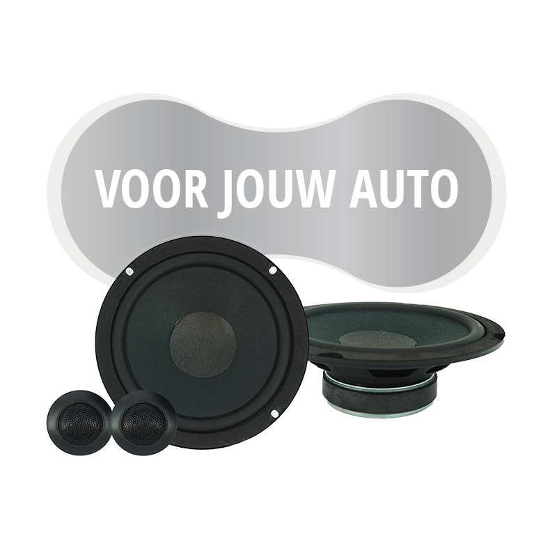 Beste speakers voor Mercedes Benz SLK Class 2002 2002