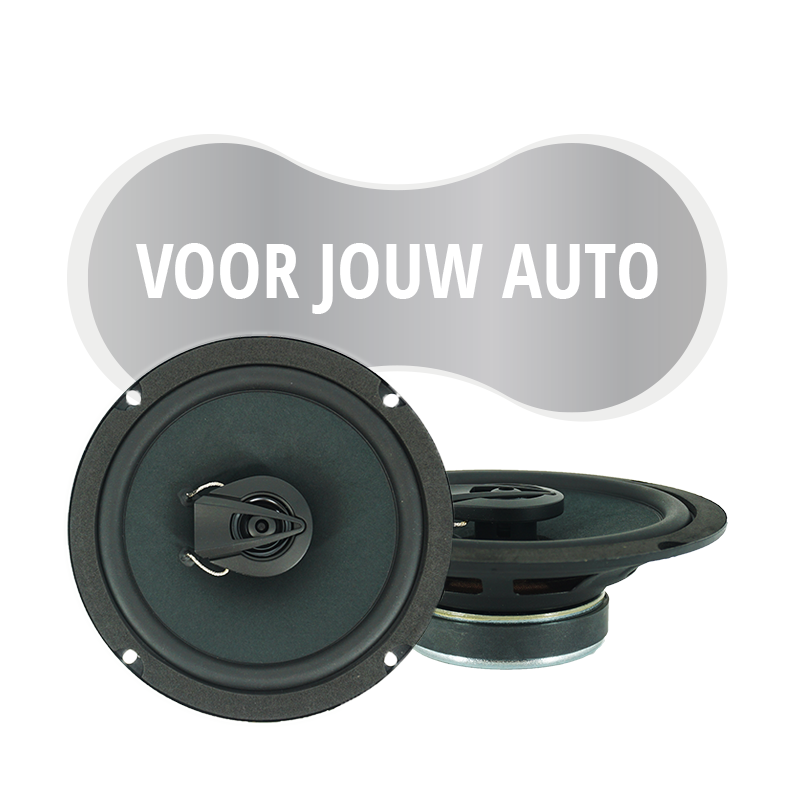 Beste speakers voor Mini One 2001 2008 R50