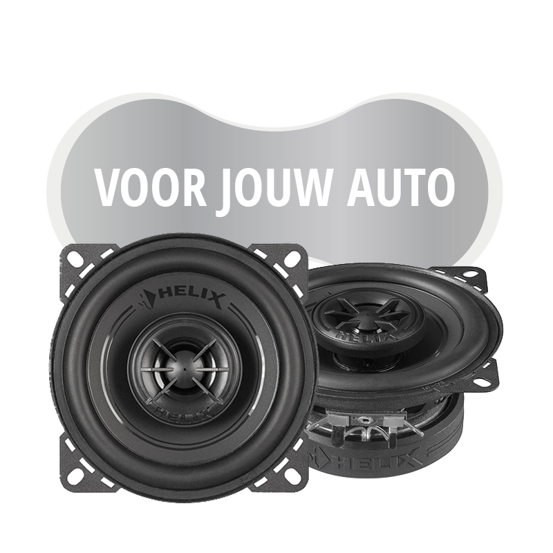 Beste speakers voor Citroen Berlingo 1997 2007 I