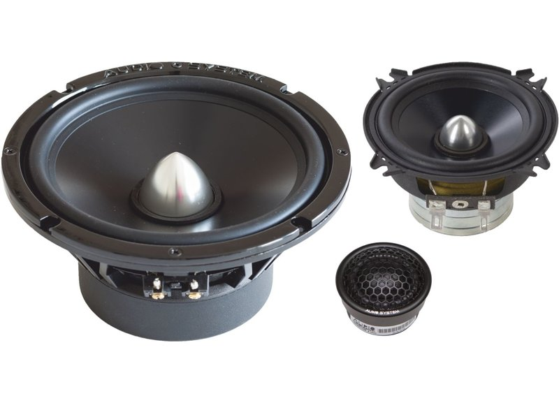 Audio System HX165 PHASE 3WAY EVO