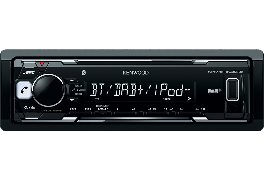 Kenwood KMM BT502DAB