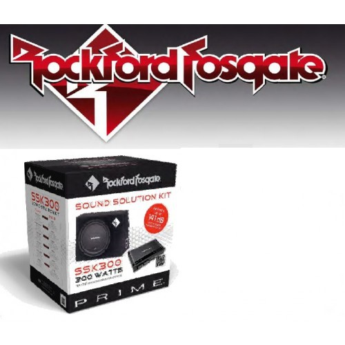 Rockford Fosgate KIT SSK300
