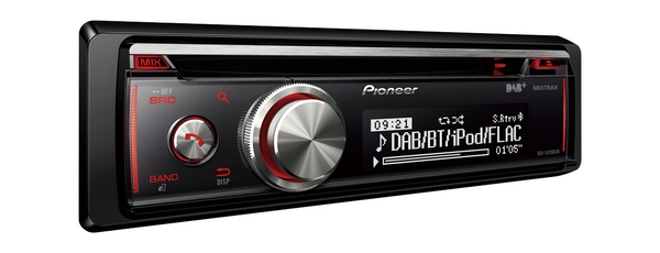 pioneer deh x8700dab 1 din autoradio dab tuner. Black Bedroom Furniture Sets. Home Design Ideas